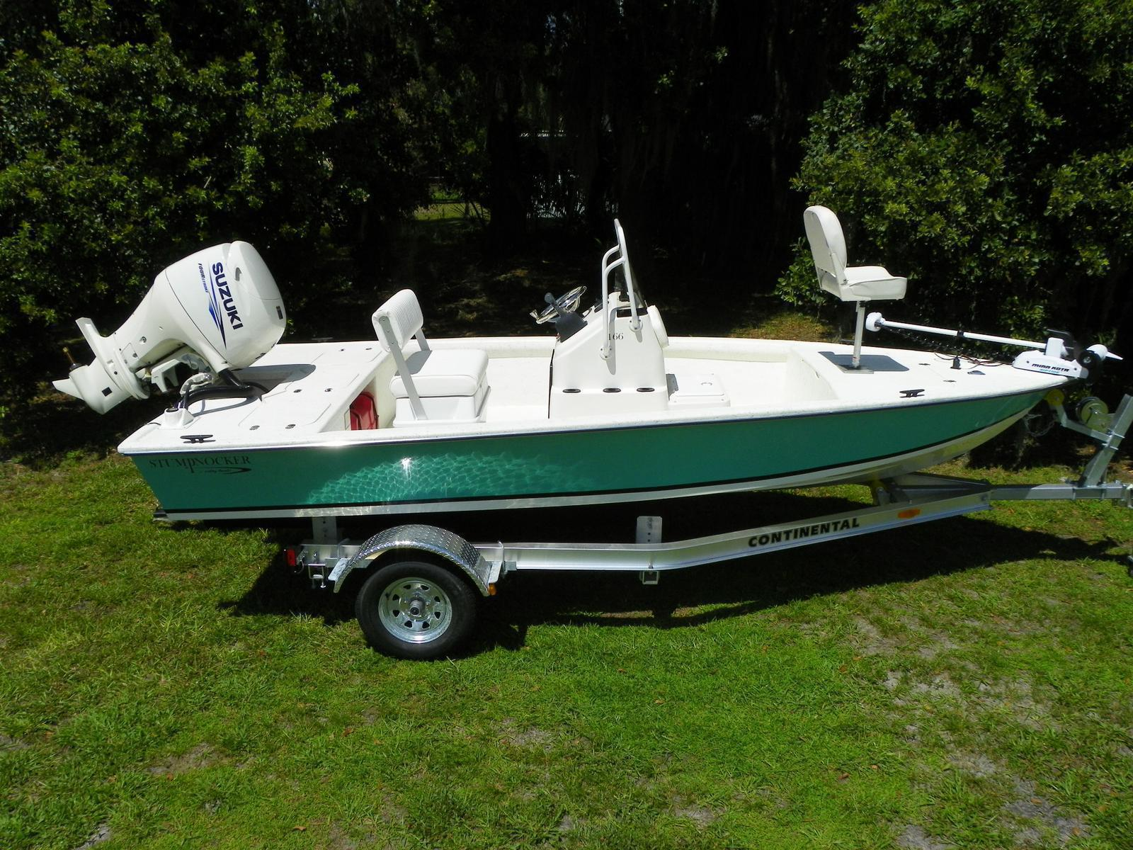 Stumpnocker 166 Coastal