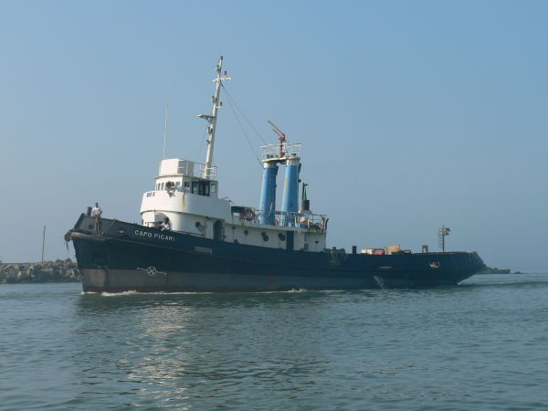 Scott & Son LTD (UK) Deep Sea Tug - Rimorchiatore Alto Mare Photo 1