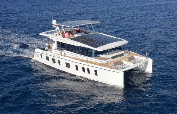 Silent Yachts Silent 55 2020 Silent Yachts Silent 55 Solar Powered