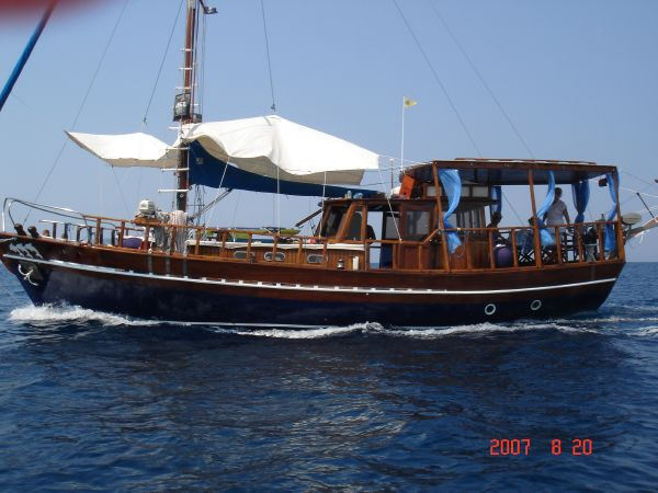 Liberty Motor Sailer 45 Motor Sailer 13.60m - Traditional yacht