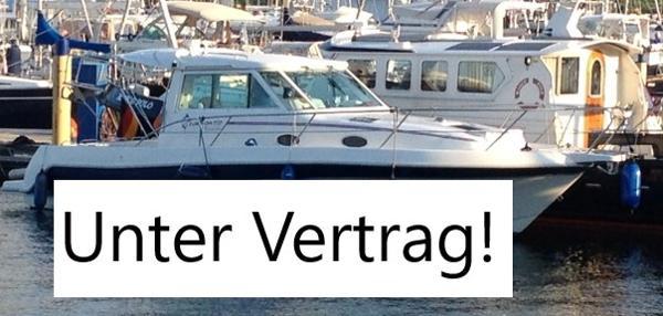 Faeton 930 MORAGA Marlin Steuerbordseite UV