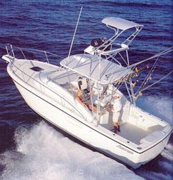 Shamrock 290 Offshore Manufacturer Provided Image: 290 Offshore
