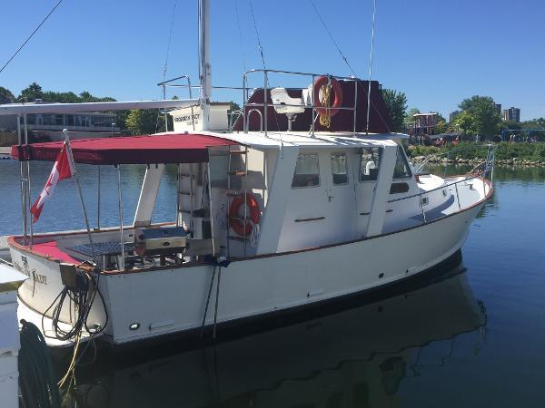 Ontario Yachts Great Lakes 33
