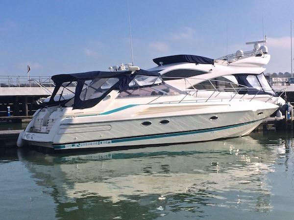 Sunseeker Martinique 39 CURRENT OBSESSION