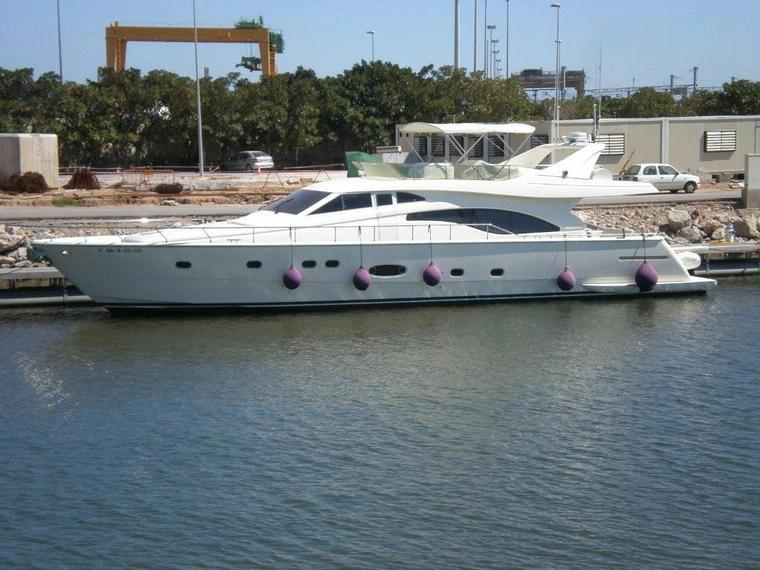 Ferretti Yachts Ferretti 680