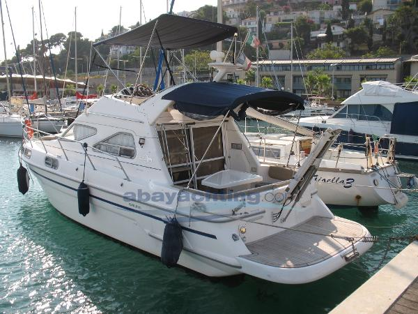 Sealine 320 Fly Abayachting Sealine 320 1