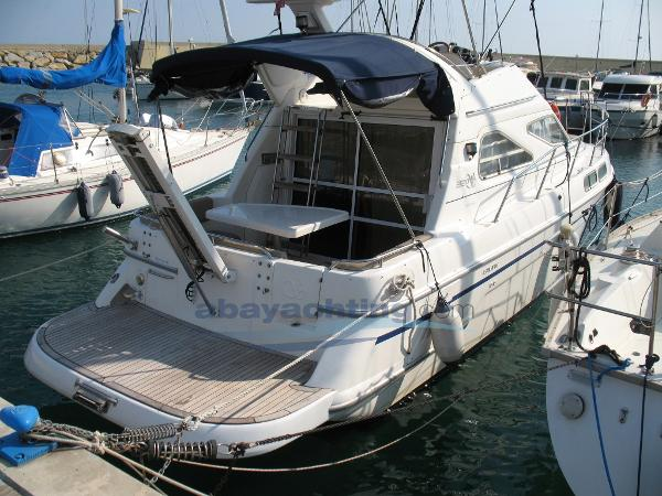Sealine 320 Fly Abayachting Sealine 320 2