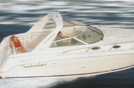 Monterey Cruiser 282 CR