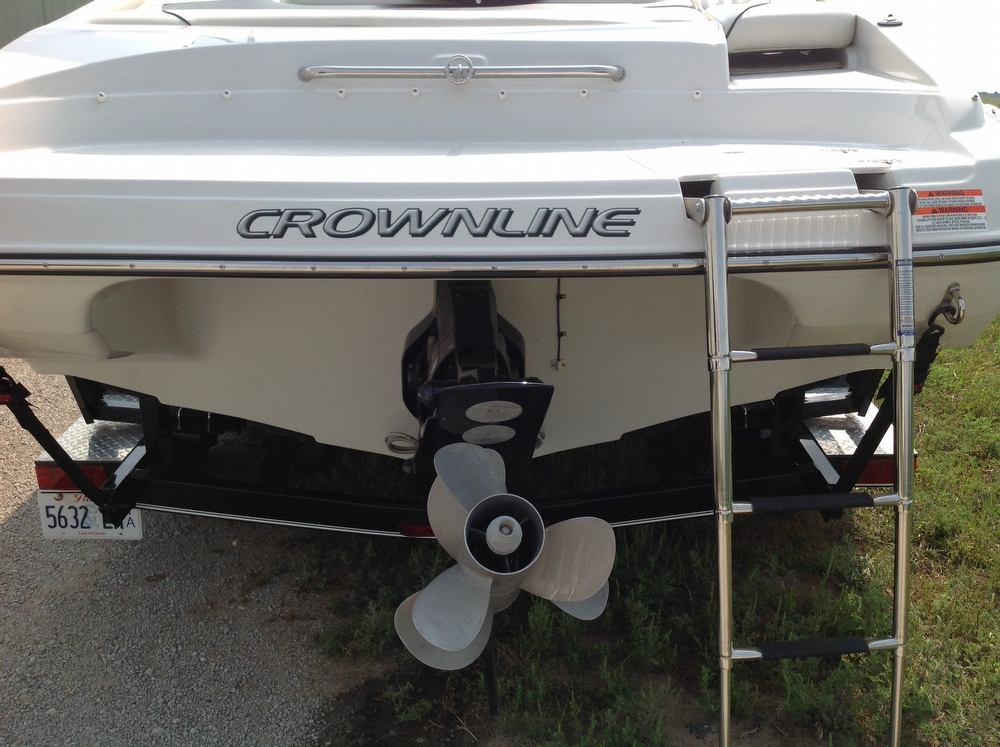 2008 Crownline 23 SS LPX for sale in Greenview, IL