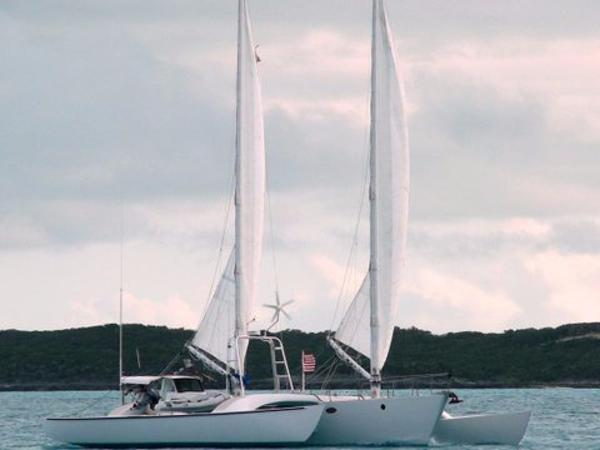 Chris White Juniper 2 Trimaran