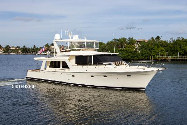 Offshore Yachts Motoryacht