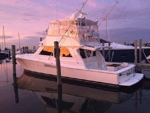 Viking 50 Conv Sport Fisher Port Side 1