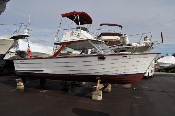 Skiff Craft 26 Flybridge Fisherman