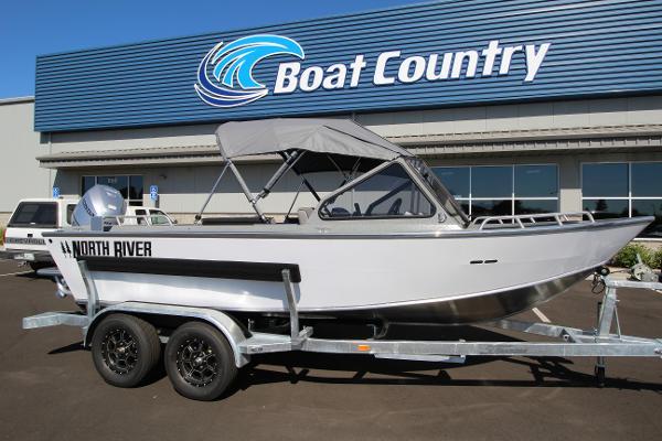"North River 18' 6"" Seahawk"