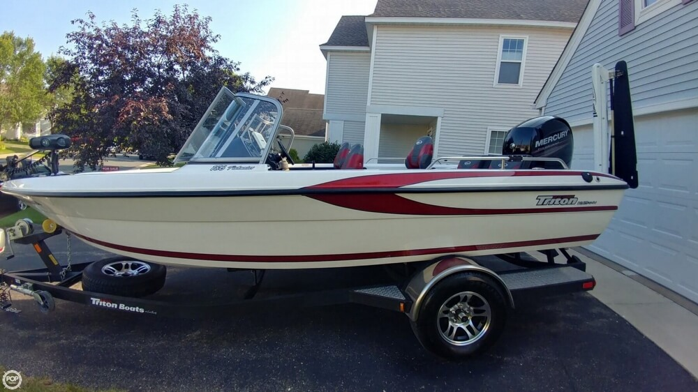 Triton 186 Fishunter 2013 Triton 186 Fishunter for sale in Maple Grove, MN