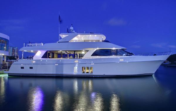 Ocean Alexander 90 Motoryacht