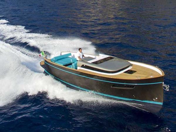 Apreamare gozzo APREAMARE gozzo seven yachts