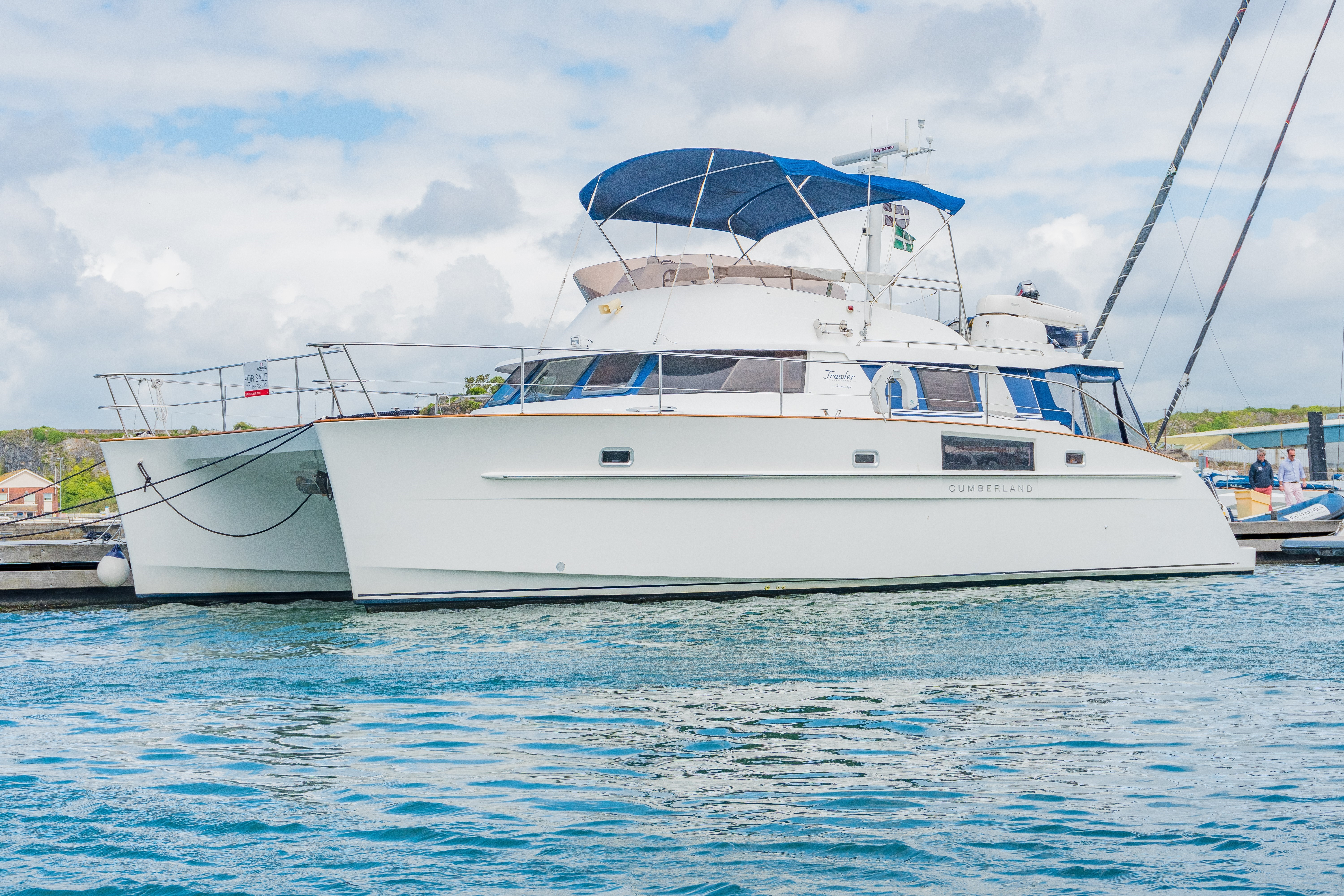 Fountaine Pajot Cumberland 44 Fountaine Pajot Cumberland 44