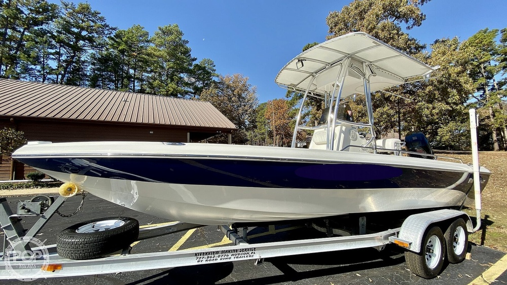 NauticStar 2200 BAY 2008 NauticStar 2200 Bay for sale in Marshall, TX