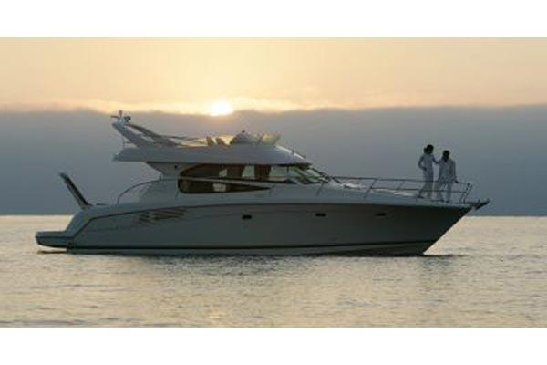 Jeanneau Prestige 42 Fly Manufacturer Provided Image: Prestige 42 Fly