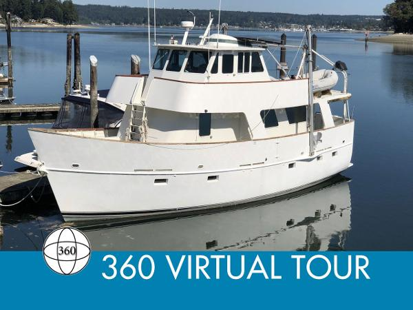 Custom Pilothouse 53 LRC Trawler Main