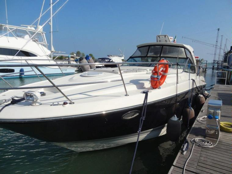 2009 monterey monterey boats 415 sy sport yacht 2009 for Monterey sport fishing