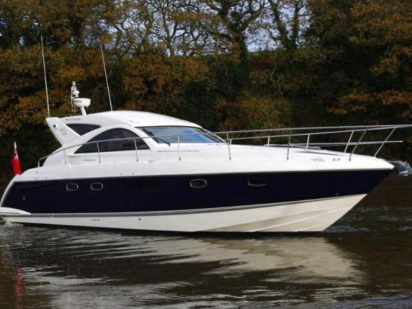 Fairline 44 Targa
