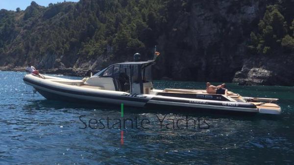 Sacs S 45 STRIDER Sacs Strider 45 S Napoli Anno 2008  (5)