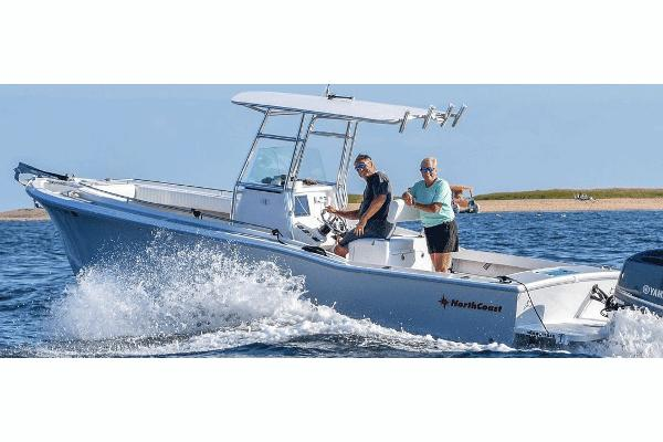NorthCoast 230 Center Console Manufacturer Provided Image