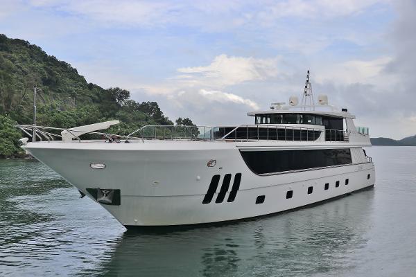 Custom 108 Motor Yacht
