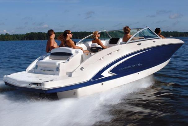 Chaparral Sunesta 244 Manufacturer Provided Image