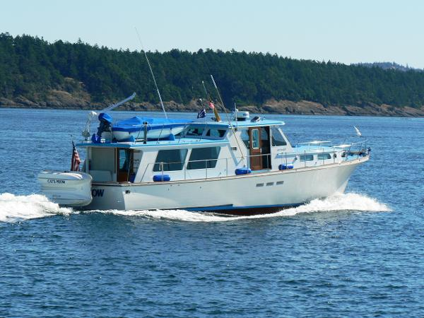 Delta/BoatYard  50 Cruising 2
