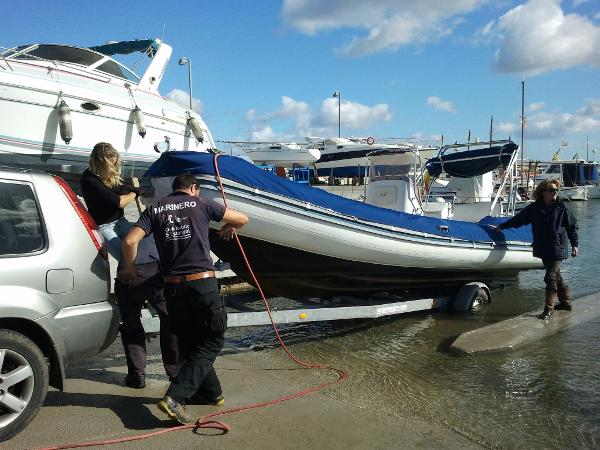 Nuova Jolly Extreme 670 Schlauchboot auf Mallorca zu verkaufen
