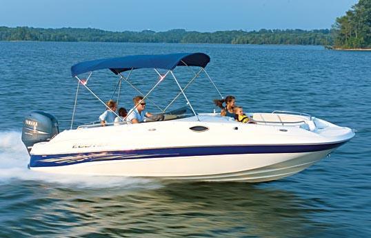 Ebbtide 2100 SS Fun Cruiser O/B