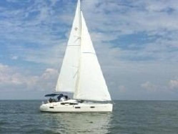 Jeanneau Sun Odyssey  42 DS Days Like This on Galveston Bay