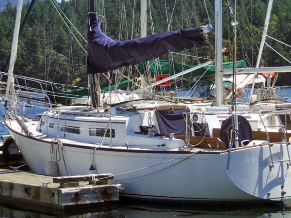 Islander Yachts 30 Jamelah