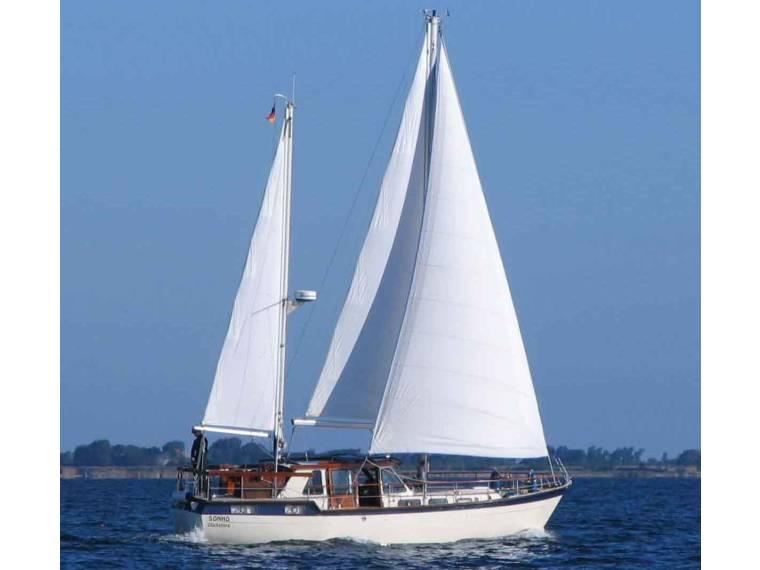 Siltala Yachts Nauticat 38