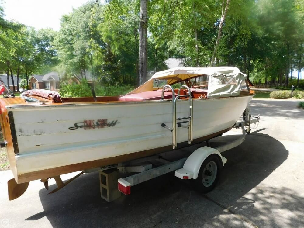 Chris-Craft Sea Skiff 18 1958 Chris-Craft Sea Skiff 18 for sale in Dothan, AL