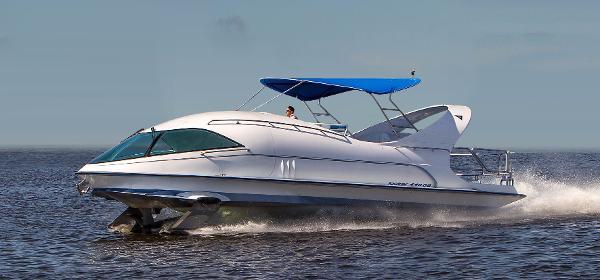 Paritetboat Glass Bottom Boat LOOKER 440GB Paritetboat Looker 440GB