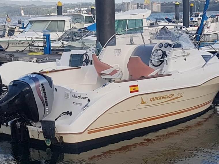Quicksilver Quicksilver 620 Cruiser