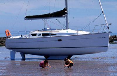 Jeanneau Sun Odyssey 32 Deriveur Manufacturer Provided Image: Sun Odyssey 32 Deriveur