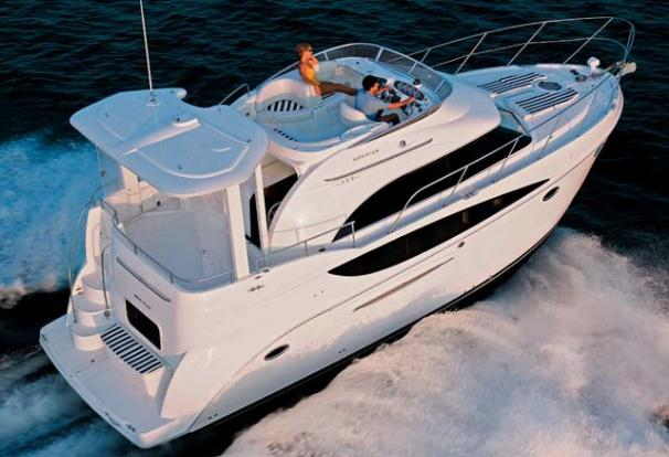 Meridian 368 Motoryacht Manufacturer Provided Image