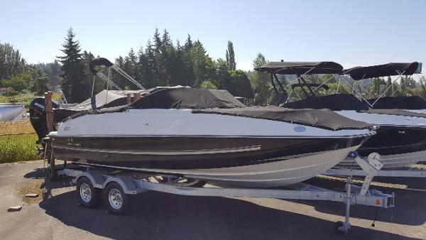 Bayliner 215 Deck Boat Bayliner 215 Deck Boat, Bayliner Boats for Sale