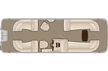 Bennington 25 RSR ESP
