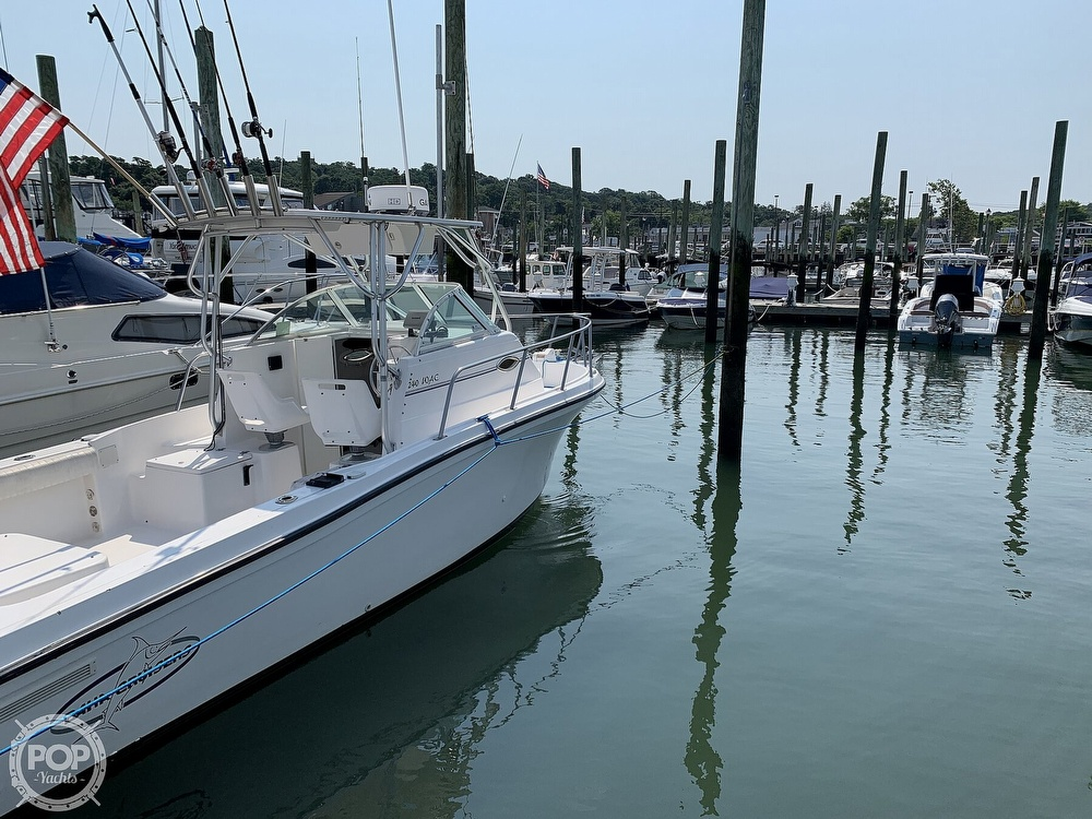 Baha Cruisers 240 Fisherman Wac 2003 Baha Cruisers 240 WAC for sale in Port Jefferson, NY