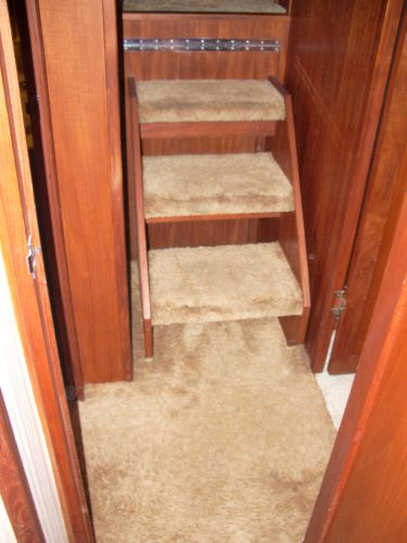 Carpeting in very good condition throughout