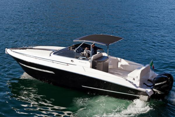 Rio Yachts Espera 34 outboard