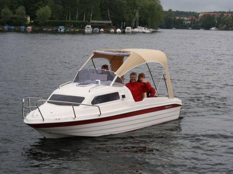 Aqualine 520 Mit Honda Bf 15