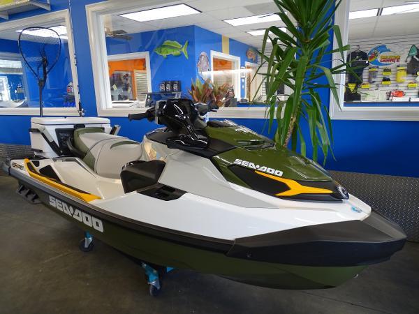 Sea-Doo Fish Pro 155