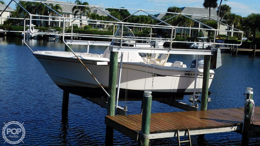 Grady-White 209 Fisherman 2012 Grady-White 209 Fisherman for sale in Stuart, FL